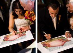 Jewish Wedding Traditions  Event Planners: www.valenciana.com.uy