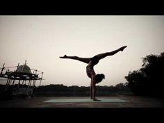 The Impossible | Ashtanga Yoga Demo by Laruga Glaser - YouTube