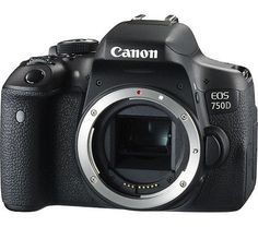 12545 photo-video Canon EOS Rebel T6i/750d DSLR Camera (Body Only) Black!! Brand New!!  BUY IT NOW ONLY  $509.99 Canon EOS Rebel T6i/750d DSLR Camera (Body Only) Black!! Brand New!!...