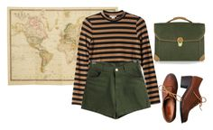"""""""College"""" by samarayared on Polyvore"""
