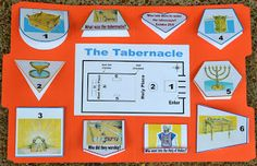 Bible Fun For Kids: Moses: Tabernacle Worship in Wilderness