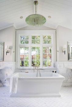 Master Bathroom Window