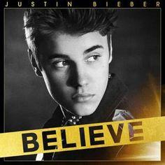 Justin Bieber  Album Cover