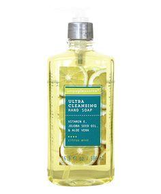 Citrus Mint Sliced Hand Soap