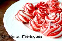 Christmas meringue