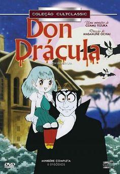 Don Dorakyura aka Don Dracula (TV Mini Series) [Import] @ niftywarehouse.com #NiftyWarehouse #Dracula #Vampires #ClassicHorrorMovies #Horror #Movies #Halloween #Vampire