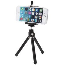 Adjustable Portable Tripod Stand Holder For iPhone Cell Phone Iphone Holder, Iphone Stand, Iphone 4 Accessories, Phone Projector, Best Mobile Phone, Mobile Phones, Selling On Pinterest, Car Holder, Portable Charger