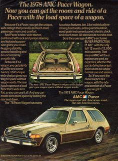 78 pacer