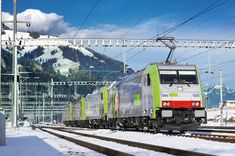 Ac2, Swiss Railways, Locomotive, Switzerland, Electric, Snow, Trains, Locs, Eyes