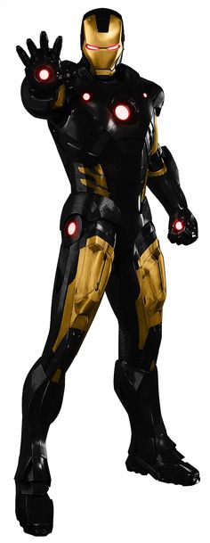 Iron Man on Pinterest