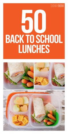 Your Kids Will Love Opening Their Lunch Boxes To Find These