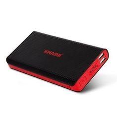 KMASHI 15000mAh MP836 Dual USB Fast Charger Free Shipping