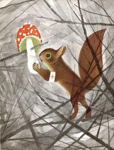 "Сюзанна Бялковская «Если в лесу сидеть тихо-тихо/Suzanne Byalkovskaya ""If in the woods to sit quietly"""