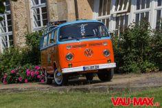VW T2 als junggebliebener Surf-Bus - Busreisen mal etwas anders. Die gar nicht so katastrophale Geschichte vom Katastrophenschutz-Bulli