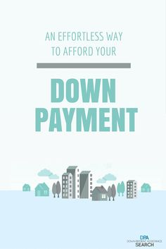 Down Payment Assistance Programs Help First Time Home Buyers Afford The Home Of Their Dreams!