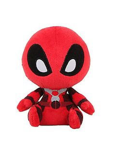 "<p>Small but fierce defines this <i>Deadpool</i> plush doll. Decorate your desk or gift the biggest <i>Deadpool</i> fan with this super cute… but dangerous plush doll. </p>  <ul> <li>4 ¾""</li> <li>Imported</li> </ul>"