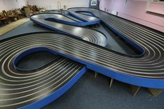 The Old Weird Herald - slot car racing news, tips, & info - for grownups who still play with toy cars! Slot Car Race Track, Slot Car Racing, Slot Car Tracks, Slot Cars, Race Cars, Race Tracks, Radio Control, Airplanes, Old Things