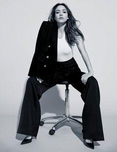 Jessica Alba for Madame Figaro by Jason Kim Jason Kim, Ralph Lauren Collection, Jessica Alba, Celebs, Celebrities, Celebrity Photos, Sexy Women, Normcore, Actresses