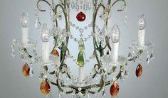 Kristal Lampen Amsterdam : Zeer mooie kristal geslepen lantaren lampen met houder te koop