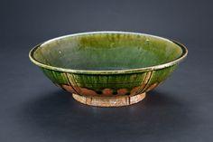 織部刻文鉢 Bowl with engraved, Oribe type 2012