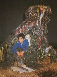 Behind the scene on Godzilla vs. Hedorah