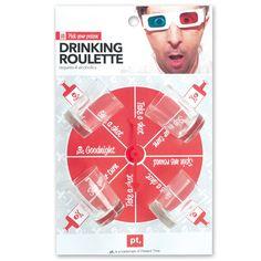 Drinking Roulette Trinkspiel - Geschenke von Geschenkidee