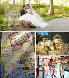 Featured Wedding: Lea & Eric at The New York Botanical Garden