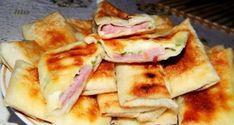 Finger Food Appetizers, Appetizer Recipes, Czech Recipes, Ethnic Recipes, Cooking Tips, Cooking Recipes, Pizza Snacks, Brunch, Good Food