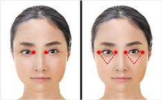 A Great Japanese Technique To Make Your Eyes Look Younger Shiatsu -… Massage Shiatsu, Face Massage, Younger Skin, Look Younger, Massage Facial Japonais, Special Massage, Facial Yoga, Acupressure Treatment, Face Exercises