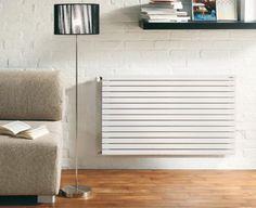 Design Heizkörper Horizontal Einlagig Weiß 472mm x 1600mm