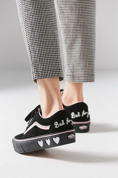 f7ea731d18f080 Shop Vans X Lazy Oaf Old Skool Platform Sneaker at Urban Outfitters today.