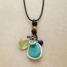 NATURE'S OWN AMULET NECKLACE