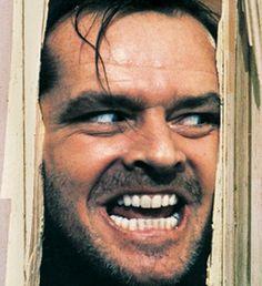 stanley kubrick retrospective jack nicolson in The Shining