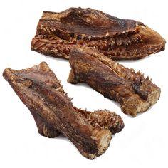 Animalerie  Lèvres de bœuf pour chien  500 g