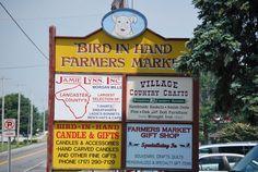 "Been here. It's FANTASTIC!  (Lancaster, PA.)  ""Bird-In-Hand"" Farmers Market"