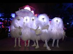 Фьёки на Midsummer night's dream 2015