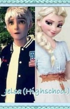 "Read ""Jelsa(Highschool) - Chapter 1"" #wattpad #fanfiction"