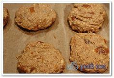 Kayısılı ve yoğurtlu kurabiye