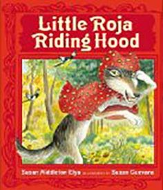 Spanglish, anyone? Great rhyming fractured fairy tale. Kids love it!