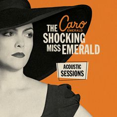 Artwork for 'The Shocking Miss Emerald Acoustic Sessions'