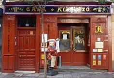 Casa Alberto. C/Huertas, 18 - Madrid.