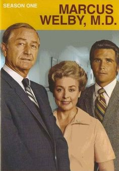 """""""Marcus Welby, M."""" Starring Robert Young, Elena Verdugo, and James Brolin (who's certainly kept his looks in the current """"Life In Pieces"""" some fifty years later. Childhood Tv Shows, My Childhood Memories, Sweet Memories, Tv Sendungen, Tv Retro, Nostalgia, Cinema Tv, Vintage Television, Entertainment"""