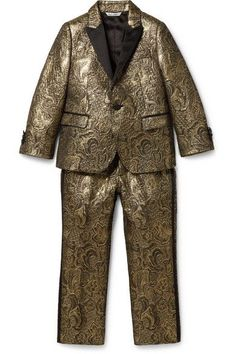 Your little one will look the part at special occasions in Dolce  amp   Gabbana Kids d686bded0