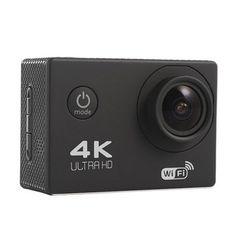Soocoo F60 Sport Action Camera 4K WiFi Allwinner V3 Chipset OV4689 16.0MP HD Image Sensor