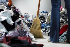 The high cost of clutter - never thought of some of these!