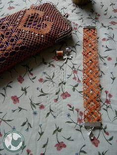 bracelet assorti à l'étui à lunette