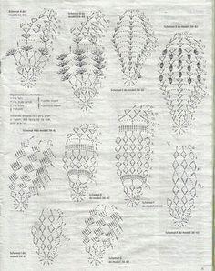 easter egg - Her Crochet Crochet Christmas Ornaments, Holiday Crochet, Crochet Snowflakes, Christmas Balls, Thread Crochet, Crochet Motif, Diy Crochet, Easter Egg Pattern, Easter Crochet Patterns