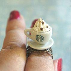 Anillo de Starbucks