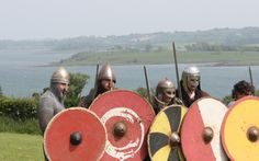Vikings were pioneers of craft and international trade, not just pillaging