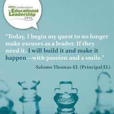 Fall Conference Preview: Closing General Session with Salome Thomas-EL | ASCD Inservice